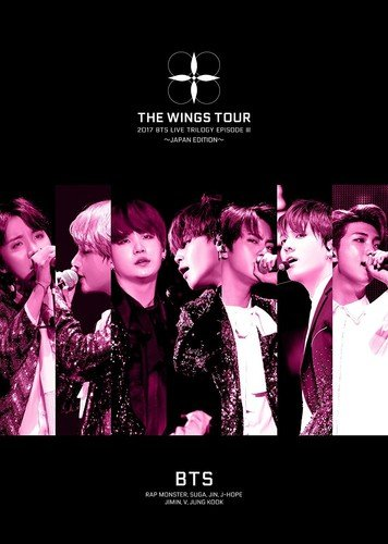 BTS (방탄소년단)  2017 BTS LIVE TRILOGY EPISODE III THE WINGS TOUR ~ JAPAN EDITION ~ (초회 한정판) [Blu-ray]