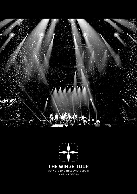 BTS (방탄소년단)  2017 BTS LIVE TRILOGY EPISODE III THE WINGS TOUR ~ JAPAN EDITION ~ (통상 반) [DVD]